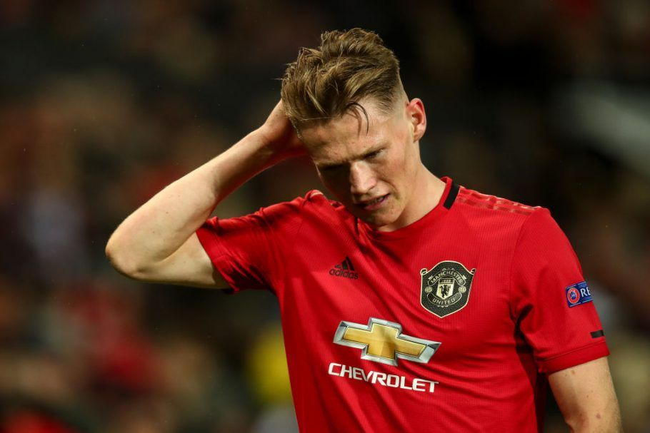 Man United Fear Scott Mctominay Could Face 8 Weeks On Sidelines Mail In 2020 Man United Chelsea Vs West Ham Arsenal Vs Manchester United