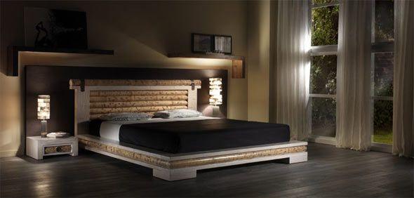 arredamento camera da letto stile giapponese | PomponetteInCucina ...