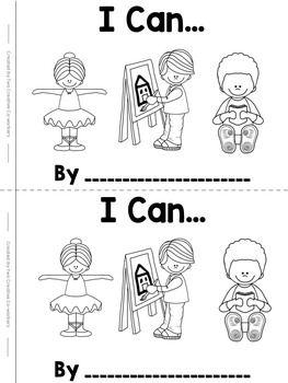 I Can ... Read and Write High Frequency Word Book FREEBIE ...