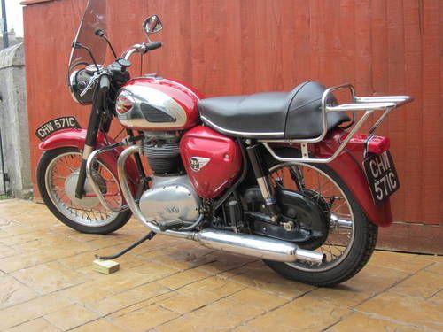 BSA A65 Star 1965