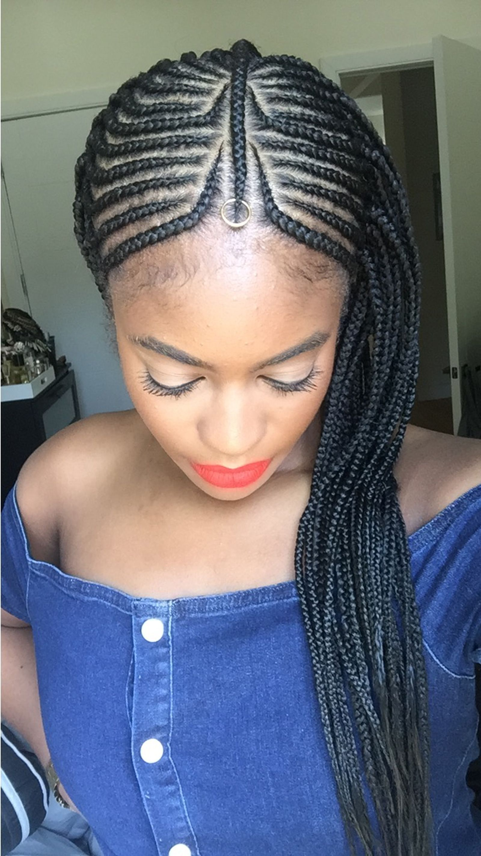I Swapped My Straight Hair for 4 Months of Braids and Here s What I