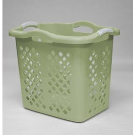 Lowes Laundry Baskets My Favorite Hamper Home Logic 2 Bushel Plastic Basket  Creating