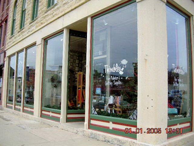 Thimbles Lockport Il Quilt Stores Thimbles My Home