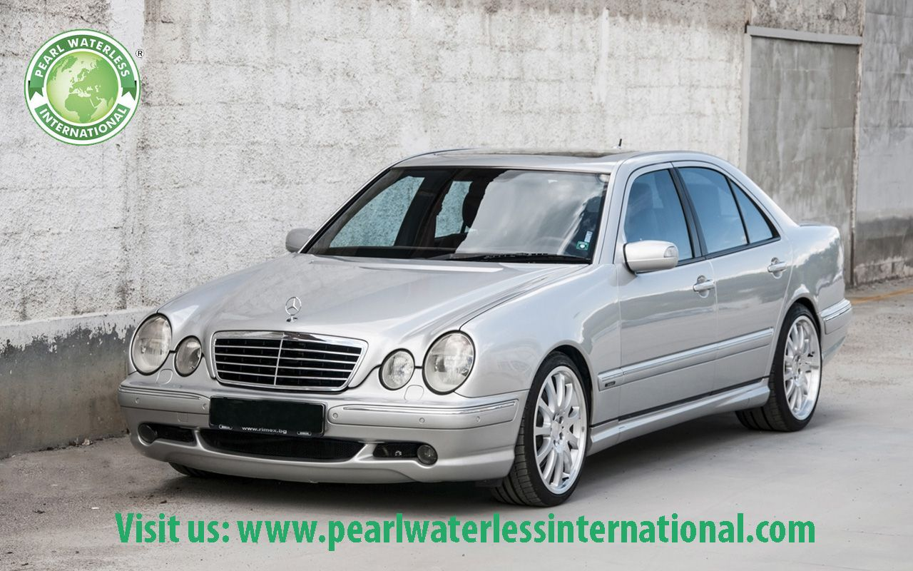 Mercedes Benz E55 AMG W210. #pearl #carwash #pearlpartner