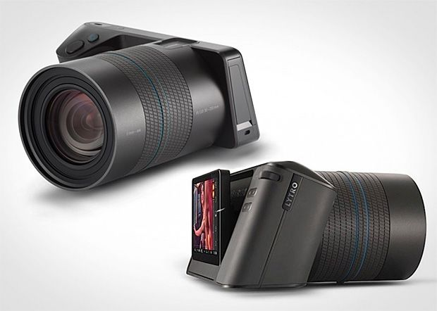 Lytro S New Light Field Camera Looks Like An Actual Camera Costs