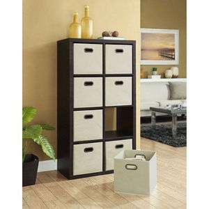 Members Mark 8 Cube Room Organizer Multiple Colors Available