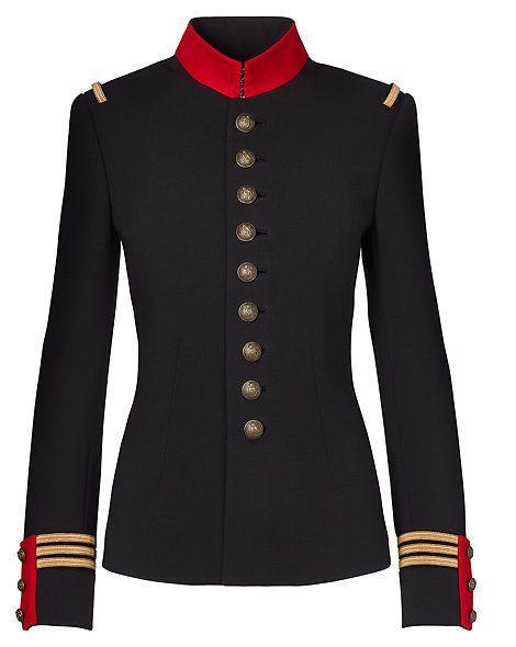 Collection Apparel La veste d'officier | Tuch