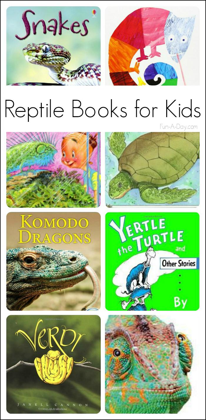 Reptile Books For Preschoolers Preschool Books Reptiles Preschool Preschool Activities