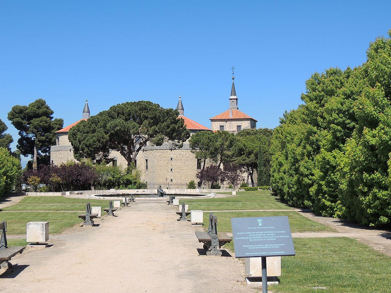 Parque en Villaviciosa de Odón. http://www.elhogarnatural.com