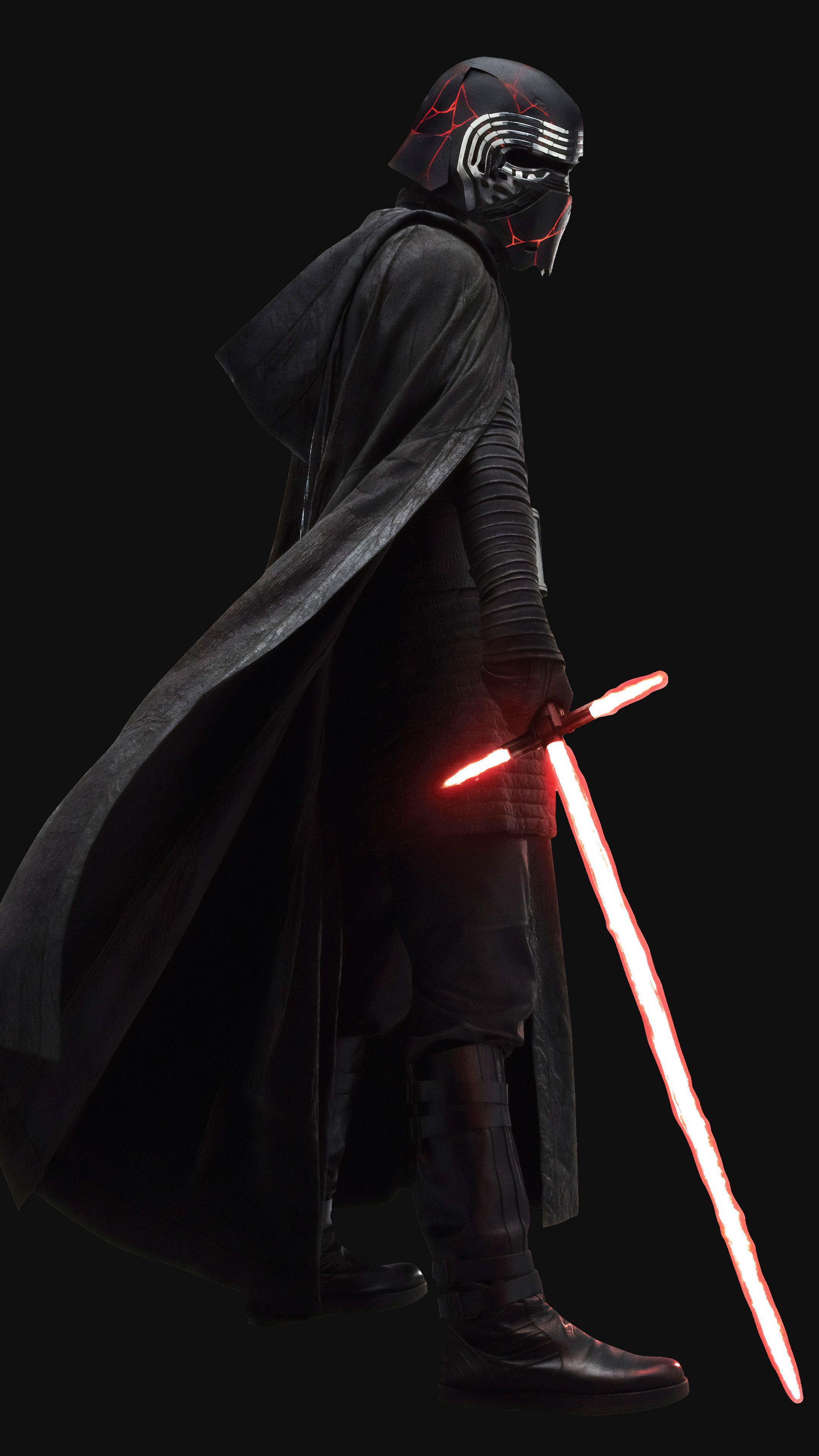 Kylo Ren Star Wars The Rise Of Skywalker Ren Star Wars Star Wars Background Star Wars Images