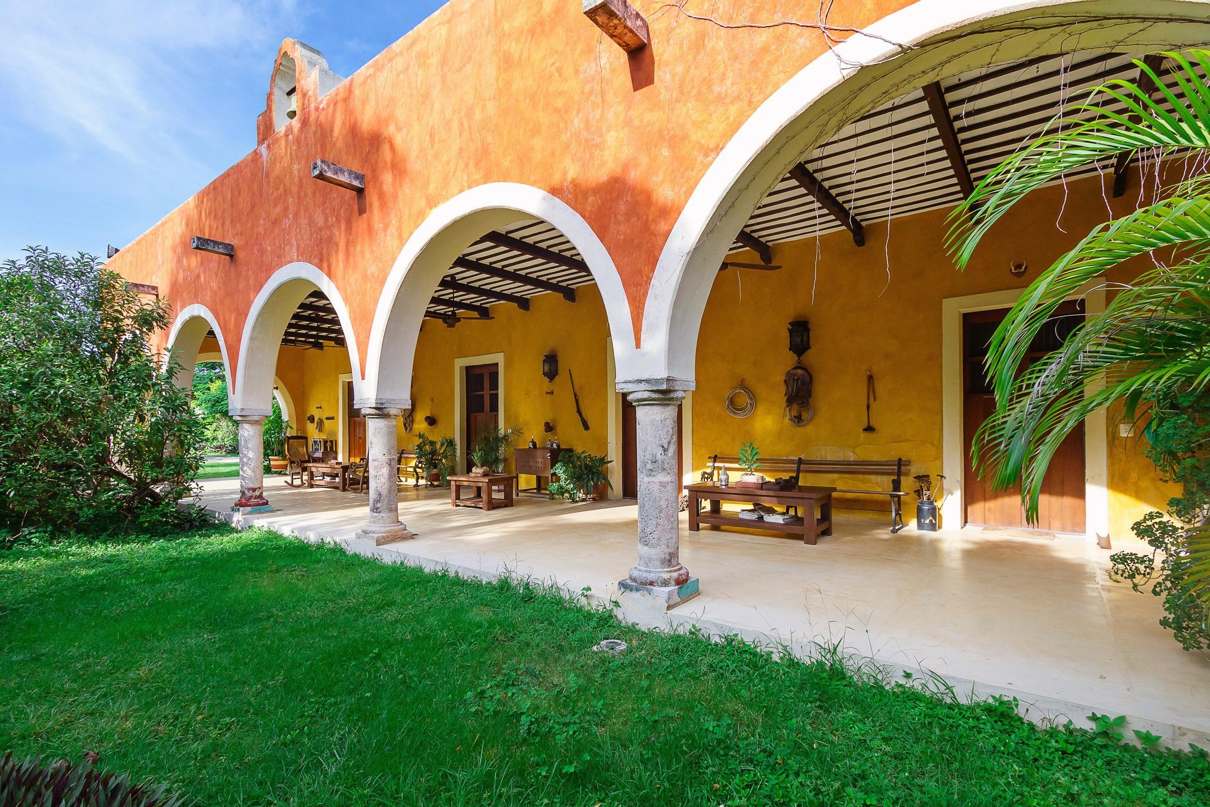 Villa Dzibikak | Find Vacation Rental Homes In Merida And The Yucatan  Coast, México On