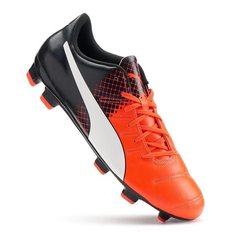 PUMA evoPOWER 4.3 Tricks Firm-Ground Men s Soccer Cleats ea6dbd797