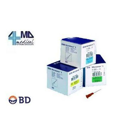BD MICROLANCE 3 AGUJAS 30G (100 UDS) A 24,99€