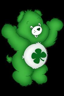 St Patrick S Care Bear Bear Images Cute Bears Bear Clipart