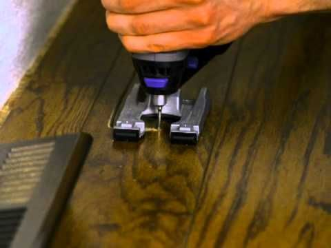 Helpful Tips Cutting Laminate Floor With The Dremel Trio