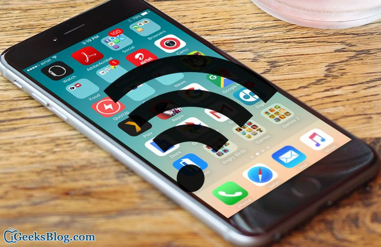 Wifi not working in ios 13 on iphone and ipad how to fix