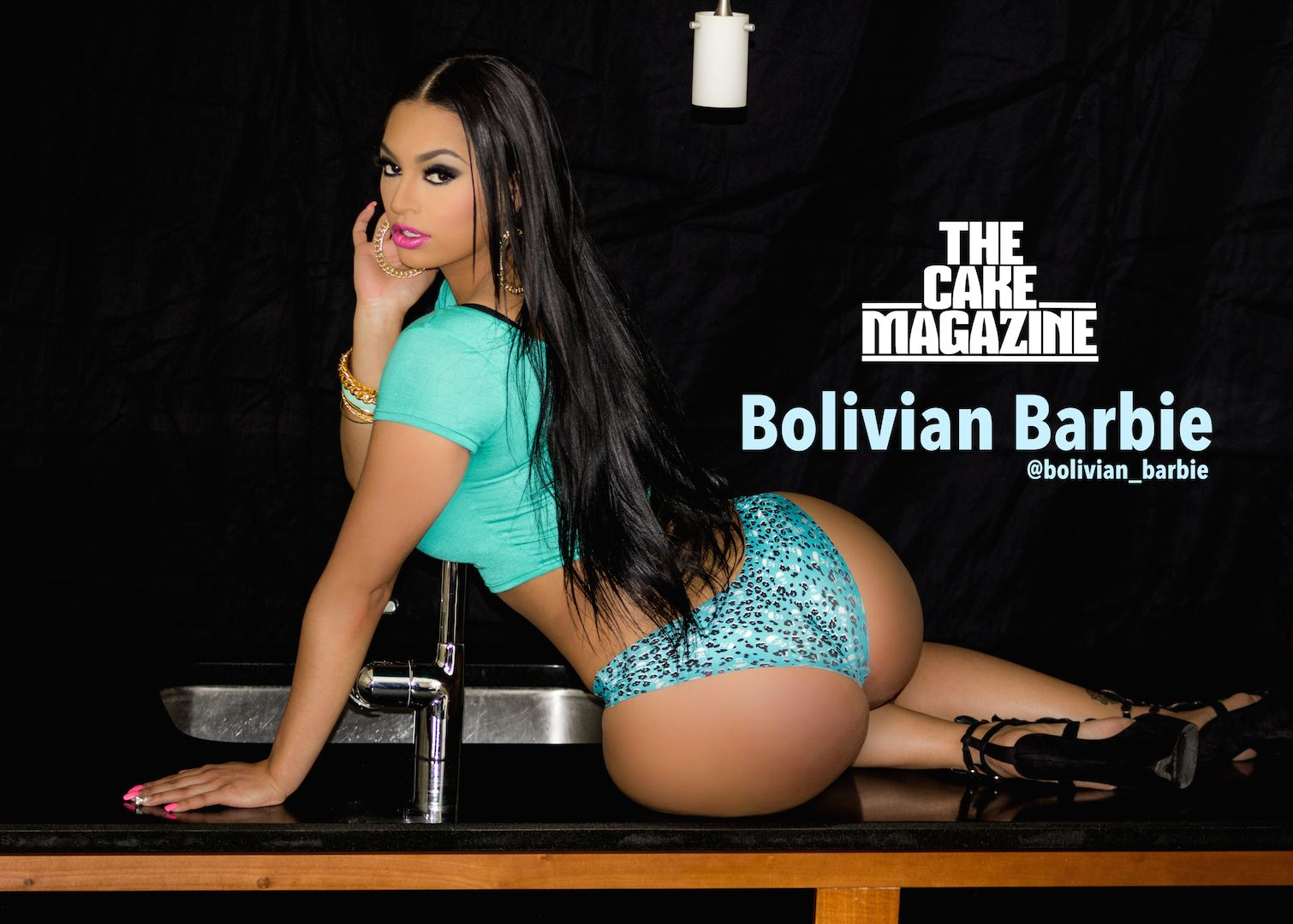 Bolivian Barbie The Cake Magazine