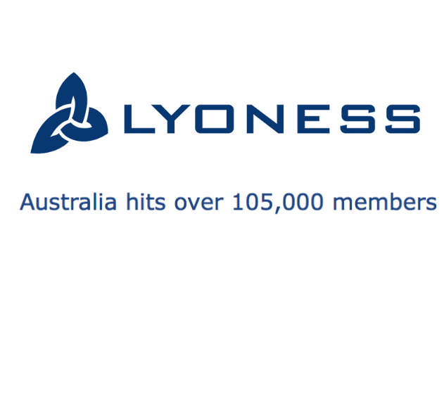 Australian lyoness community grows to 105000 members in 2017 australian lyoness community grows to members in 2017 find this pin and more on small business loyalty card colourmoves