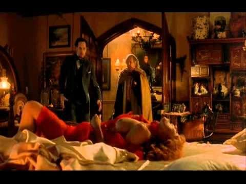 Bram Stokers Dracula Dracula Bites Lucy Again Youtube Bram