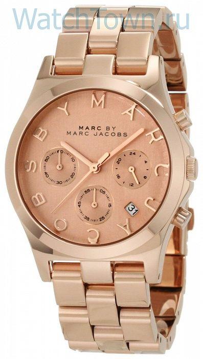 aaf86f4c0a2f Женские наручные часы MARC JACOBS MBM3107 в Москве. Купить американские часы  MARC JACOBS MBM3107 (кварцевые) в интернет-магазине