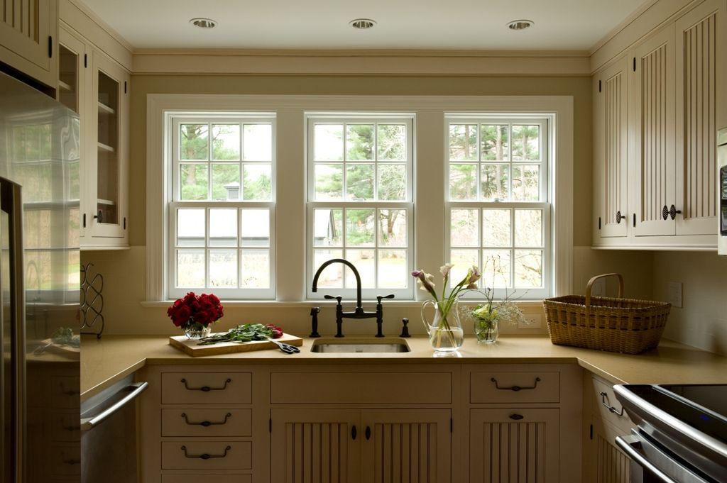 Bead-Board Cabinets   Kitchen, Bead board cabinets ...