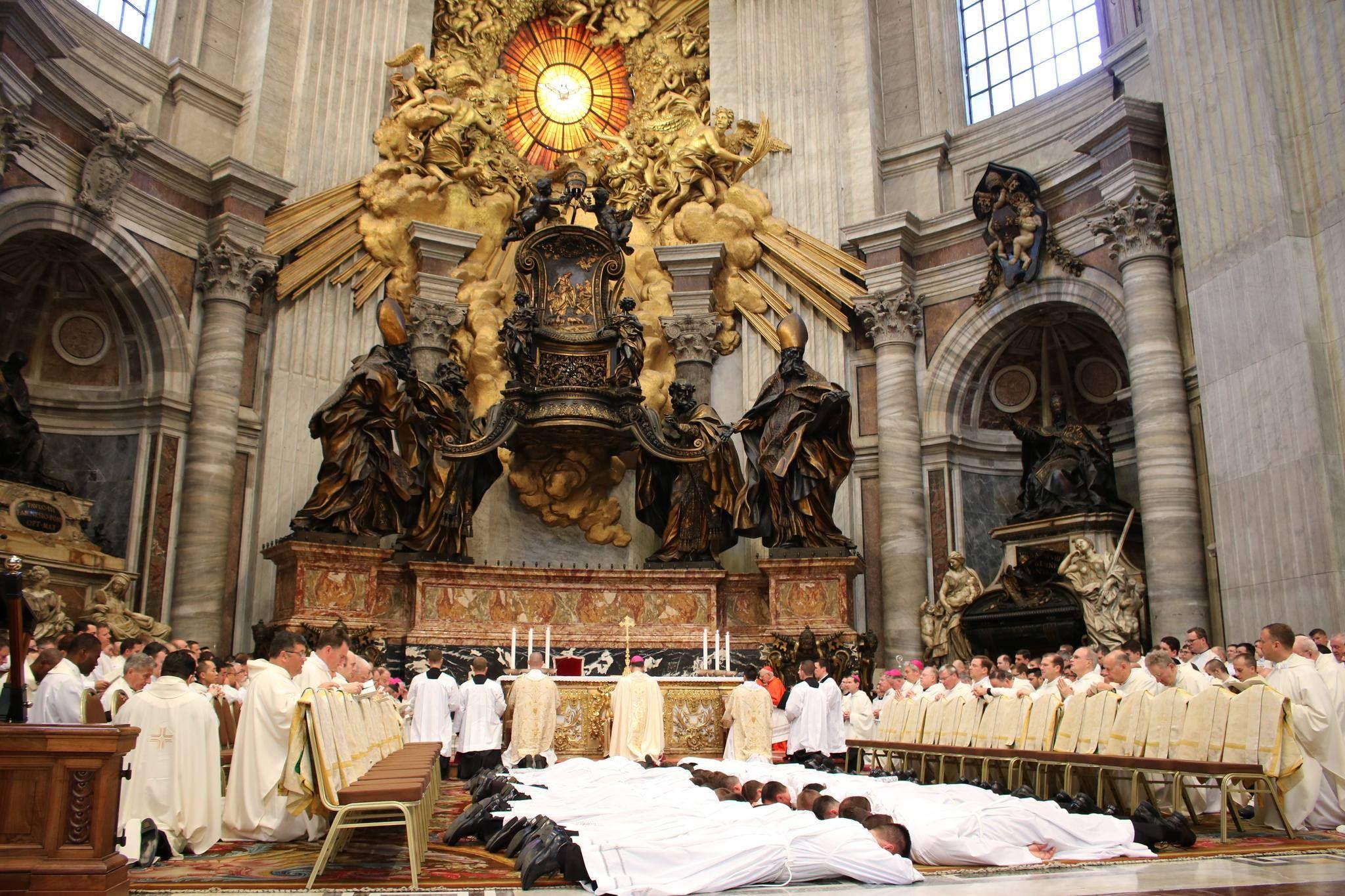 Pontifical North American College 2017 Diaconate