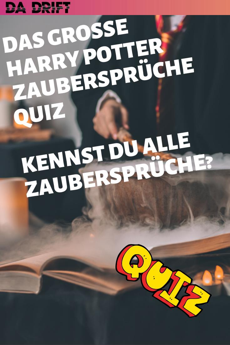 Das Grosse Harry Potter Zauberspurhce Quiz Kennst Du Alle Zauberspruche Teste Dich Jetzt Harry Potter Zauberspruche Harry Potter Quiz Quiz