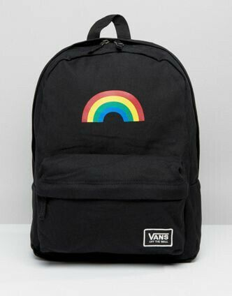 01f55a935 Pin de Angie Vargas em Mochilas em 2019 | Vans bags, Vans backpack e  Backpacks