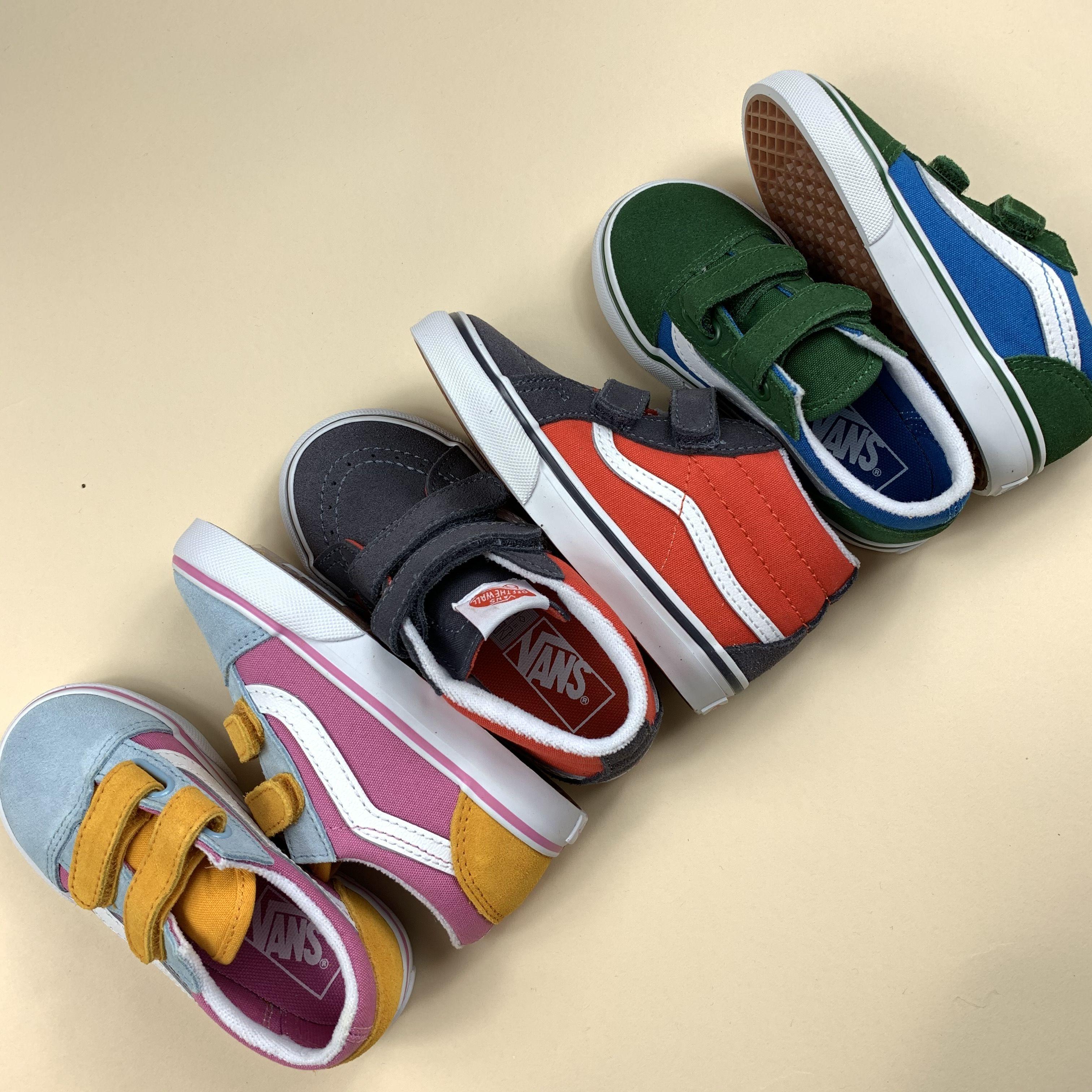 Kids Vans in 2020 | Vans shoes kids