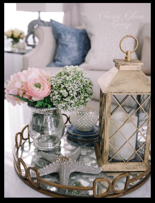 Living Room Table Decor Pinterest