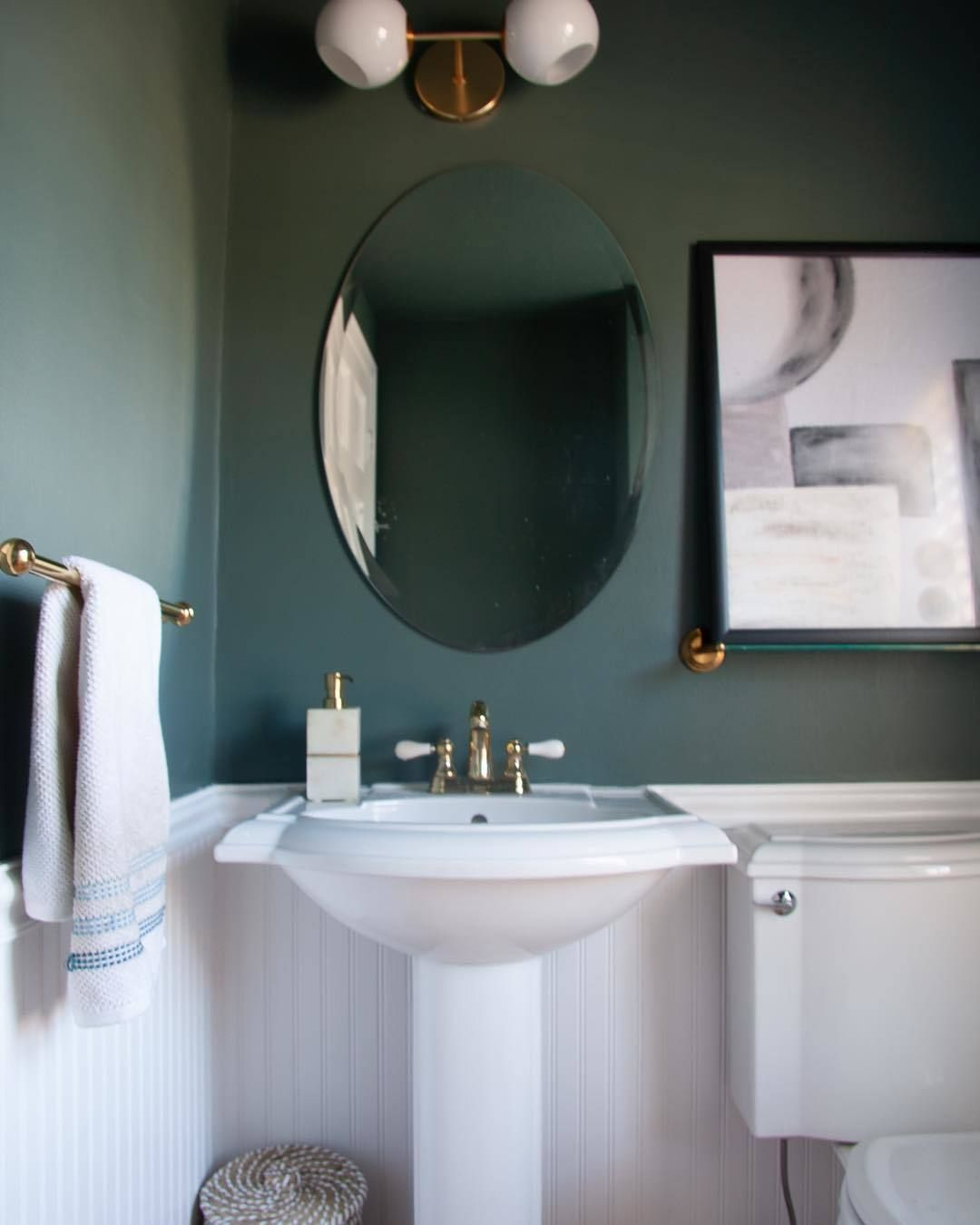 the best bathroom paint colors and how to use them in on current popular interior paint colors id=21875