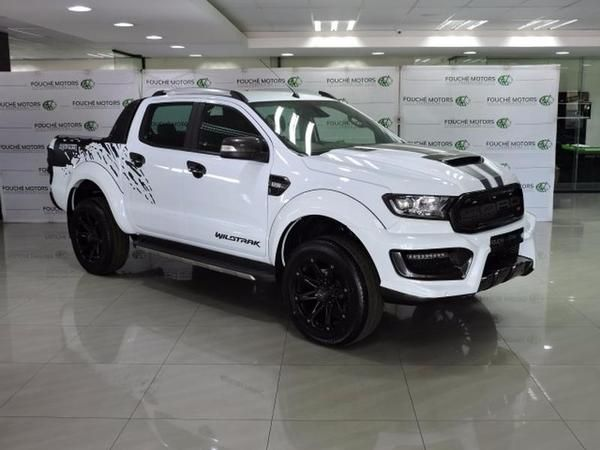 Ford Ranger 3 2tdci Double Cab 4x4 Wildtrak Auto For Sale Id