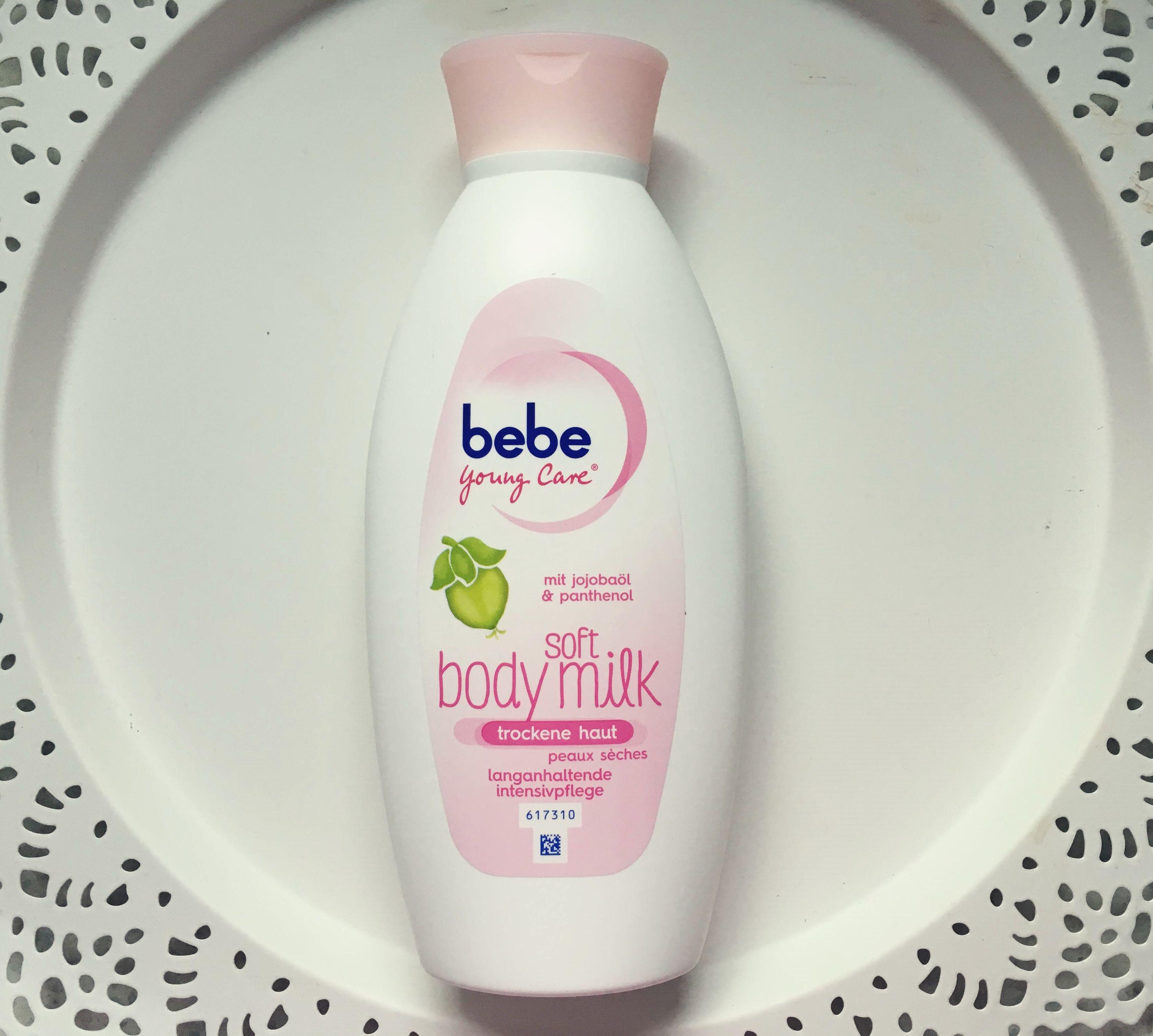 [Review] Soft Body Milk für trockene Haut von bebe young