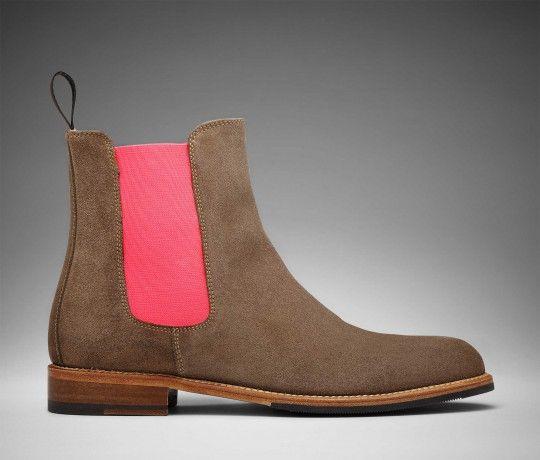 bruna mocka boots