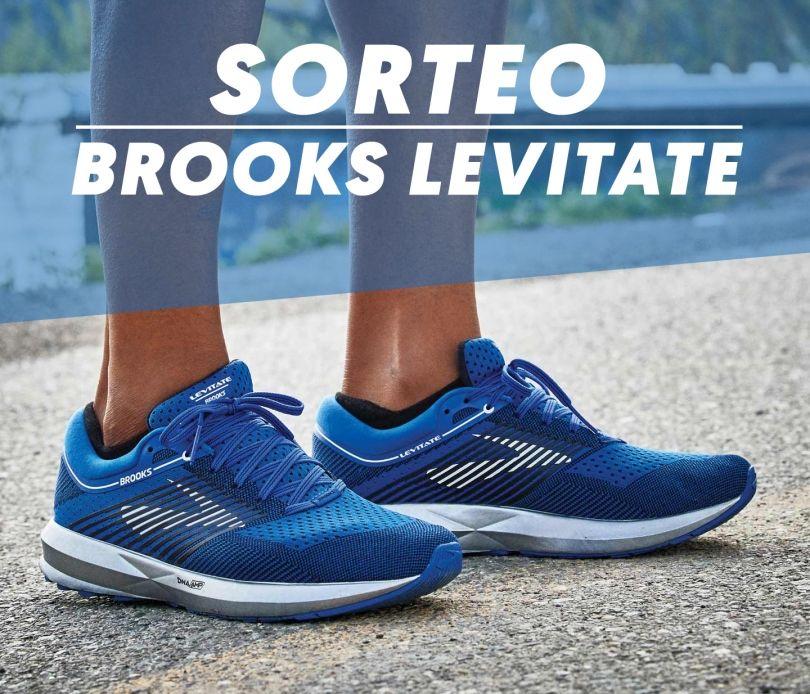 Sorteo Brooks LevitateSorteazos2 Sorteo Zapatillas Brooks Zapatillas LevitateSorteazos2 Space jSzVULqMpG