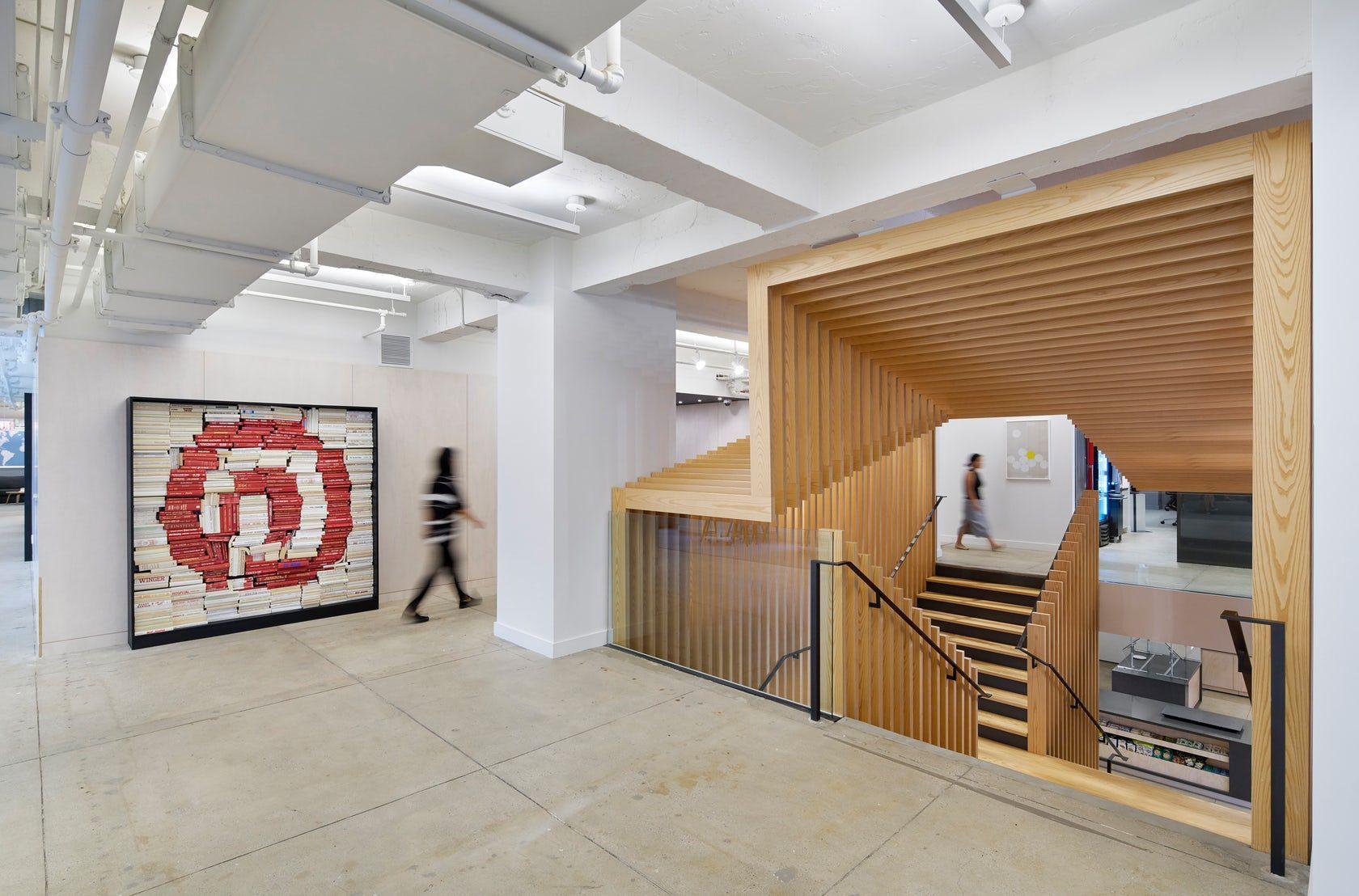 Best Pinterest Ny Scissor Stair Iwamotoscott Architecture 400 x 300