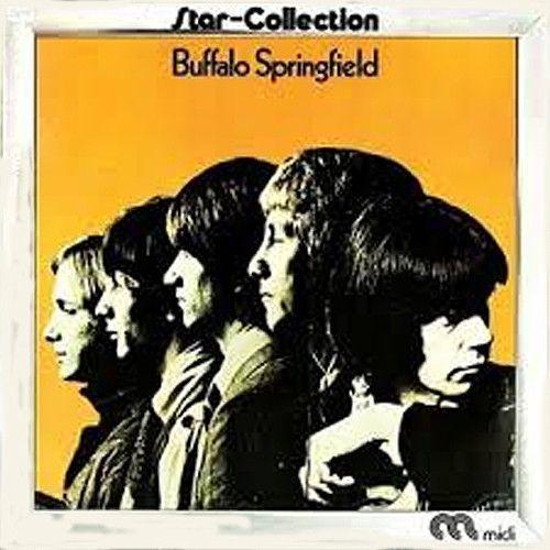 Buffalo Springfield Vinyl Lp Album Cover Art Rock Album Covers Vinyl