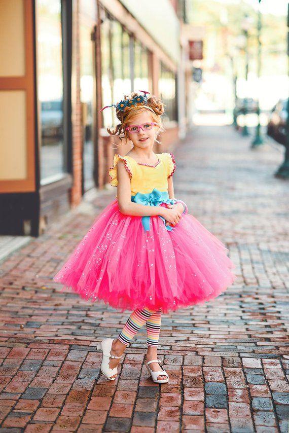 014ae439563d9 Fancy Nancy Costume- Fancy Nancy costume- Fancy Nancy tutu dress-Fancy nancy  tutu-Fancy nancy dress