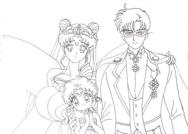 Sailor Moon Bases Sailor Moon Dibujos Anime Japones
