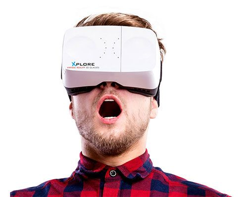 3D Virtual Reality Glasses!  WOW £15 http://bit.ly/2eEczAF