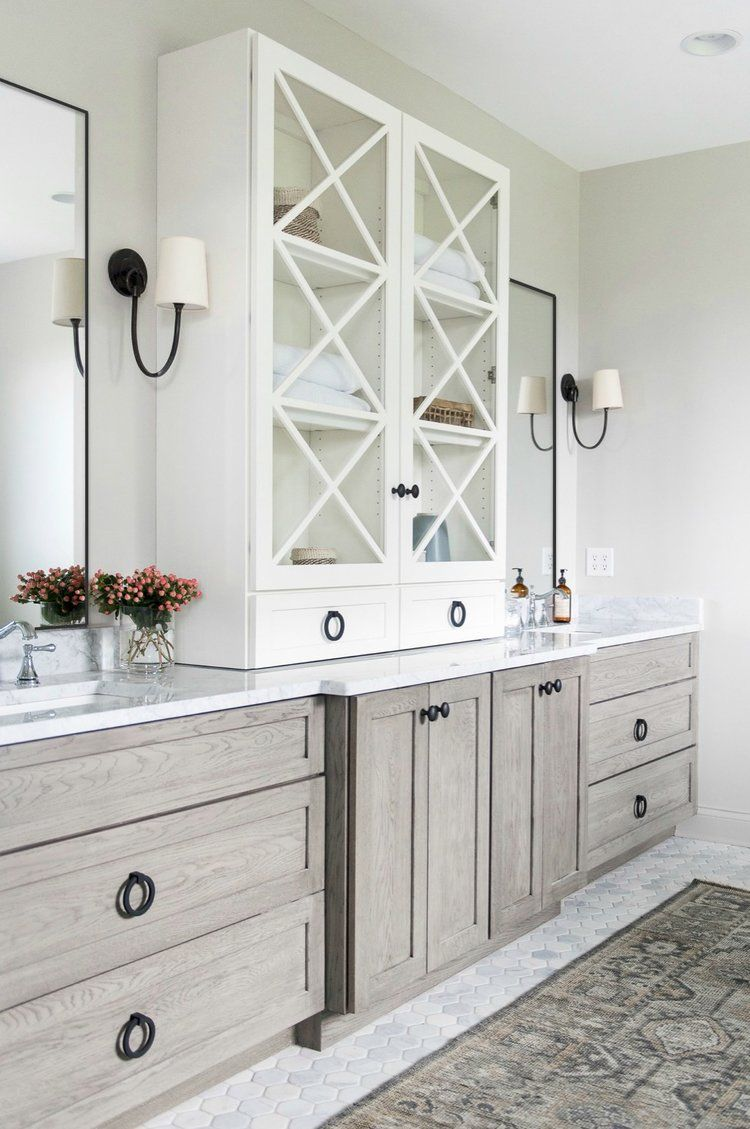 master bath 5.jpg   Bathrooms   Pinterest   Bath, Modern farmhouse ...
