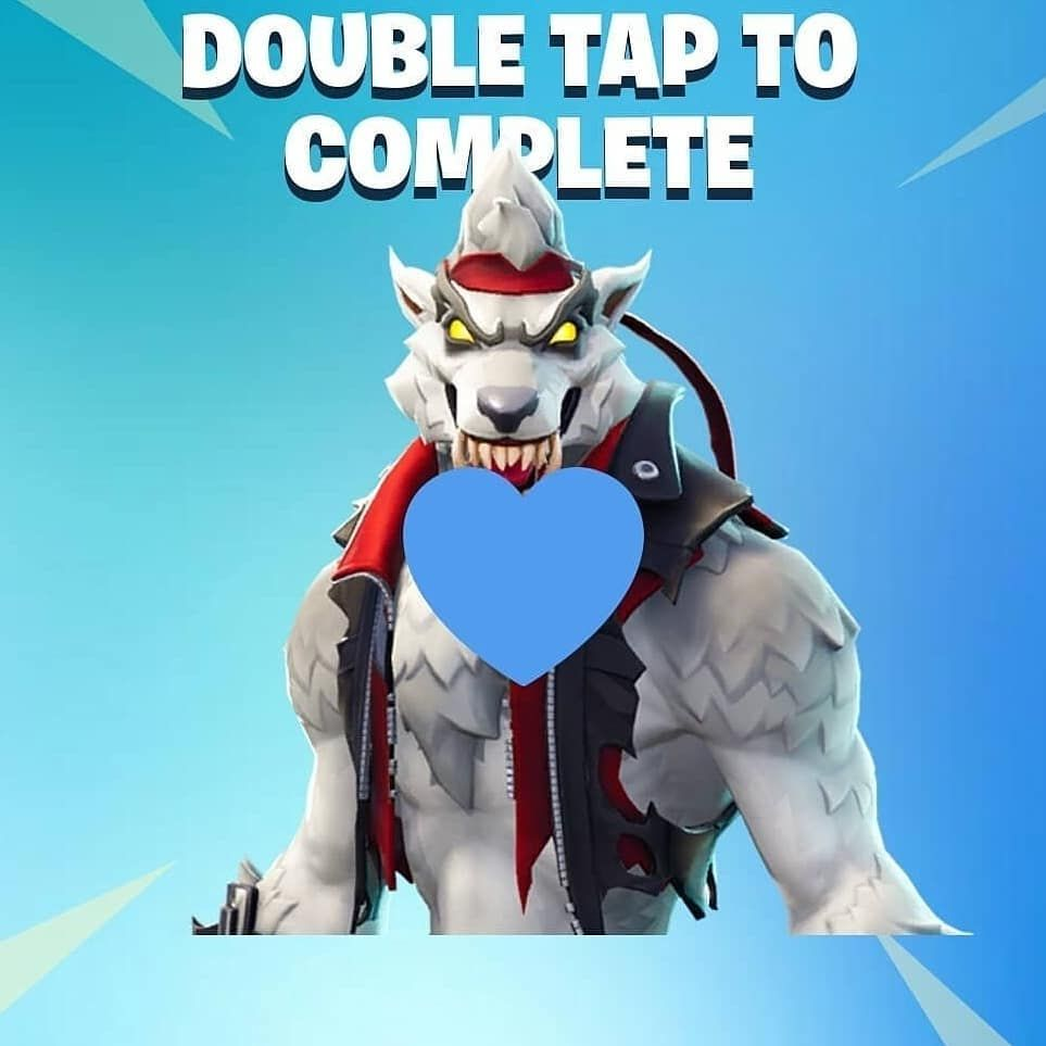Do You Already Have The Dire Wolf Skin Follow Me For Daily Fortnite