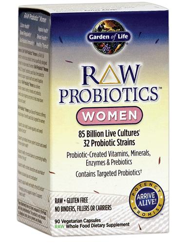 Raw Probiotics For Women Probiotics Health Calendula Benefits
