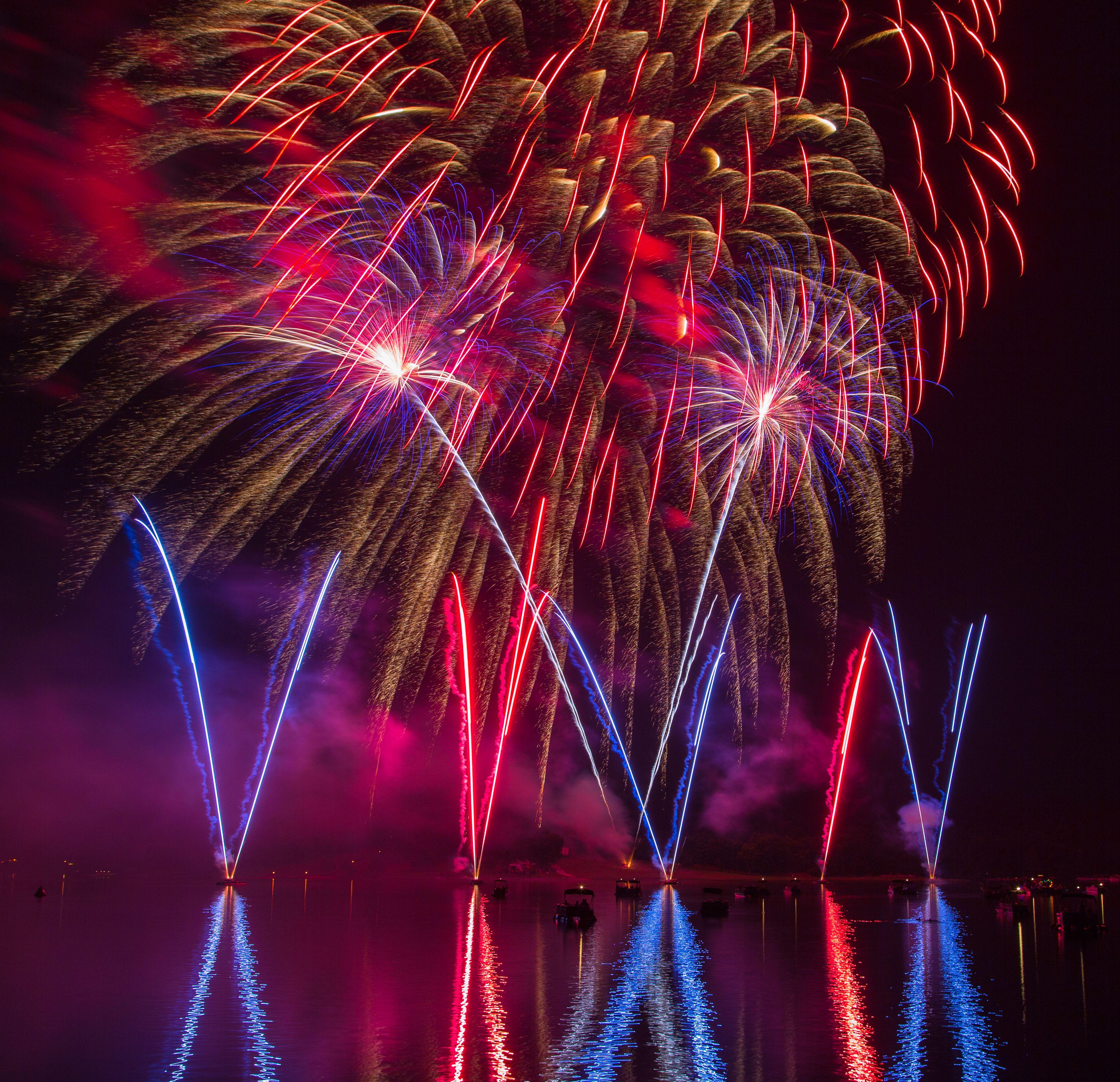 Innsbrook Know Fireworks Www Innsbrook Resort Com Innsbrook Natural Landmarks Fireworks