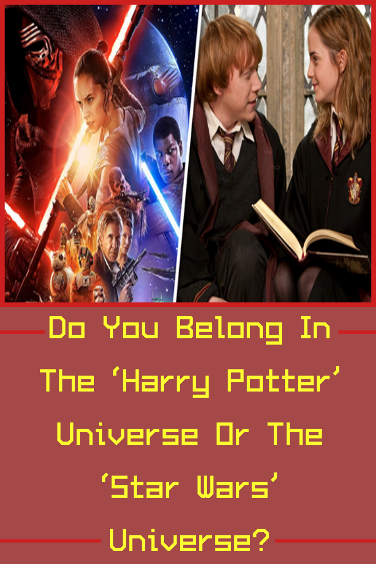 Photo of Do You Belong In The 'Harry Potter' Universe Or The 'Star Wars' Universe?