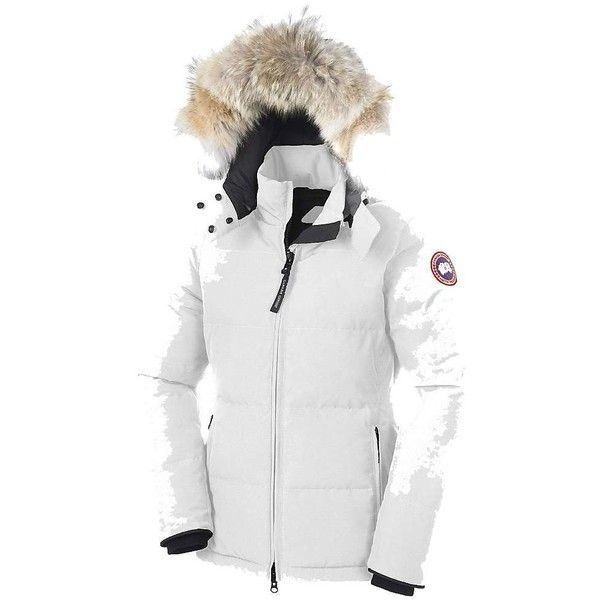 canada goose Snow Pants White