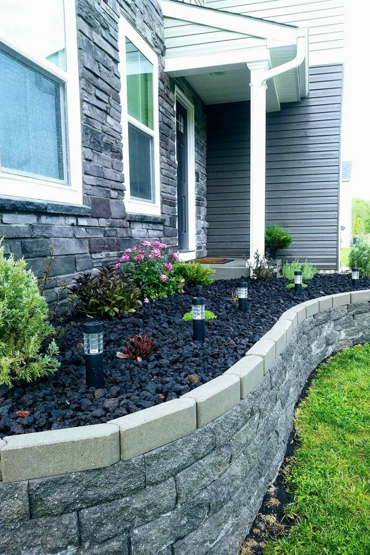 Front Porch Curb Appeal Landscaping Ideas