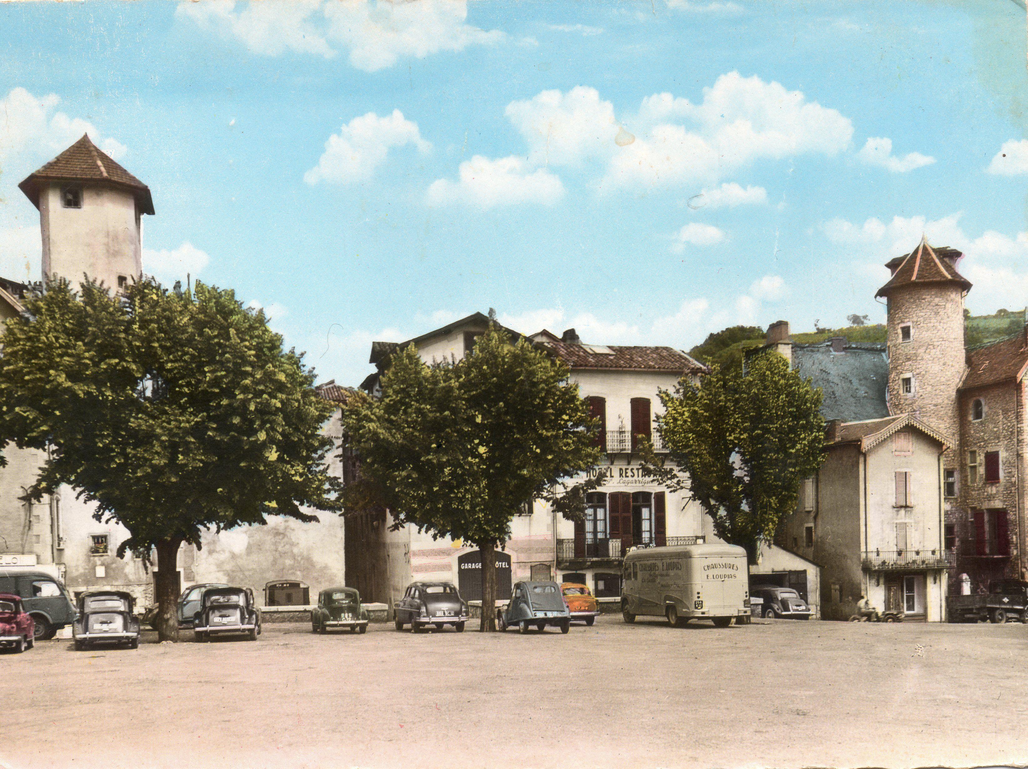 Aveyron  Villefranche de Rouergue  - (1967)