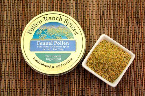 Fennel Pollen (0.5 oz.) $10.00