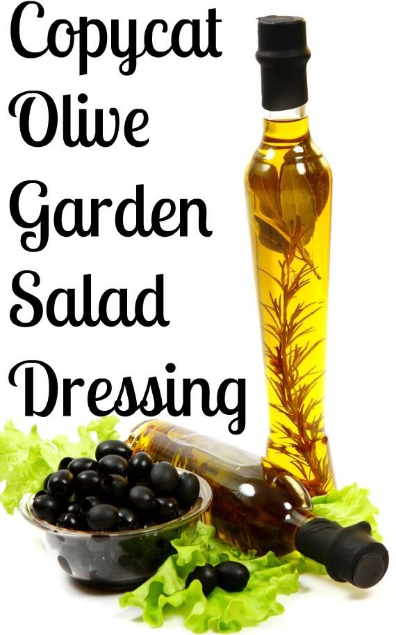 Video Recipe Olive Garden Salad Olive Gardens And Salad Dressings